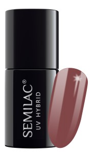 005 Semilac UV Hybrid Berry Nude 7 ml