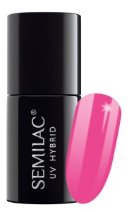 008 Semilac UV Hybrid Intensive Pink 7 ml