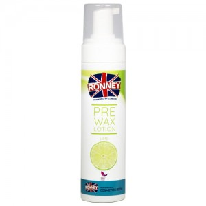 RONNEY Lotion przed depil. 200 ml - Lime